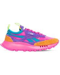 "Reebok Sneakers ""daniel Moon Cl Legacy"" - Pink"
