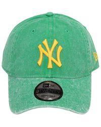 KTZ Gorra De Baseball De Algodón - Verde