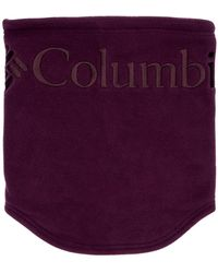 "Columbia Stulpe Aus Technostoff ""csc"" - Lila"