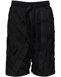 "Raeburn Shorts ""airbrake Limited Edition"" - Nero"