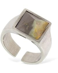 "Isabel Marant Anillo ""Golden Mother Pyramid"" - Multicolor"