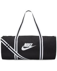 Nike Sports Bag - BA5543 Spruce Mineral//Outdoor Green//Black Multicolour