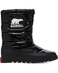 Sorel Joan Of Arctic Next Lite パフィーブーツ - ブラック
