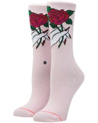 Stance - Rosalinda Cotton Blend Socks - Lyst