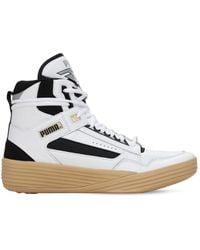 "PUMA Sneakers ""clyde All-pro Kuzma"" - Weiß"