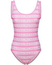 Balmain ワンピース水着 - ピンク