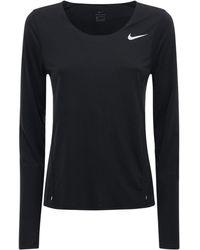 Nike - ランニングトップ - Lyst