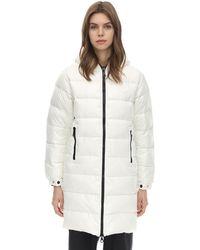 Duvetica Tyl Nylon Down Jacket - White