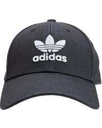 adidas Originals Cappello Baseball Con Logo - Nero