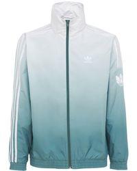 adidas Originals Спортивная Куртка Primeblu3d Trefoil - Синий