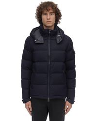 Moncler Montgenevre Down Jacket - Blue
