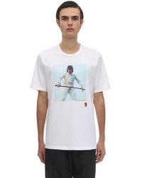 Undercover コットンジャージーtシャツ - ホワイト