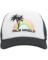 Palm Angels Cavaskappe Mit Patch, Lvr Exclusive - Schwarz