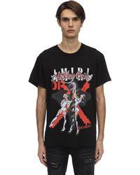 Amiri - Mötley Crüe Dr Feel Good Tシャツ - Lyst
