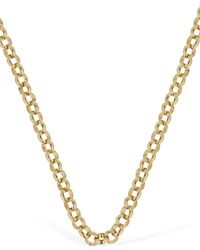 FEDERICA TOSI - Irma Lace Long Chain Necklace - Lyst