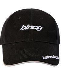 Balenciaga Бейсбольная Кепка С Логотипом - Черный