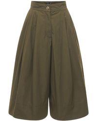 "Moncler Genius - Shorts Aus Baumwolle ""jw Anderson"" - Lyst"