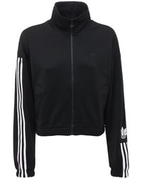adidas Originals Trainingsoberteil Mit Logo - Schwarz
