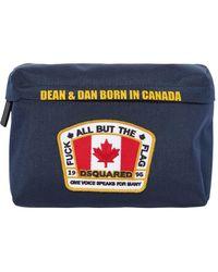 DSquared² - Canada Nylon Canvas Belt Pack - Lyst