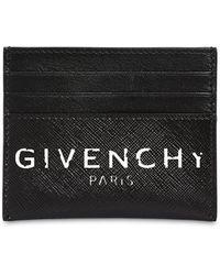 Givenchy - レザーカードホルダー - Lyst