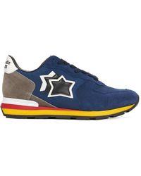 Atlantic Stars Antares Trainers - Blue