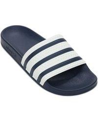 adidas Originals Adilette スライドサンダル - ブルー