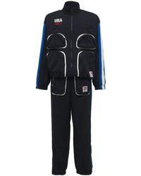 "Nike Trainingsanzug ""undercover"" - Blau"
