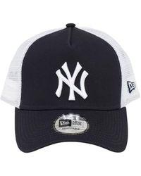 KTZ Кепка Clean Trucker Ny Yankees - Синий