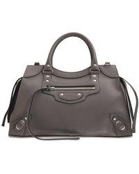 Balenciaga Duffle Bag - Grey