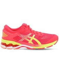 Asics Gel-kayano 26 Arise Running Shoe - Pink