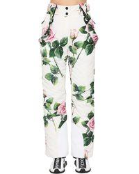 Dolce & Gabbana Ski Jumpsuit - Green