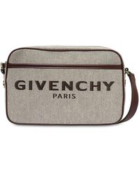 Givenchy - Bond コットンキャンバスバッグ - Lyst