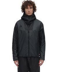 Nike Acg Primaloftフード付きジャケット - ブラック