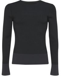 Jacquemus La Seconde Peau ニットセーター - ブラック
