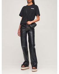 Coperni - オーバーサイズジャージーtシャツ - Lyst