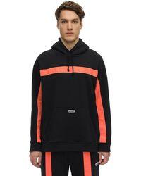 adidas Originals Куртка Из Хлопка С Капюшоном - Черный