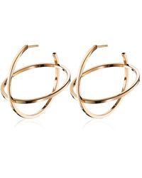Vita Fede Atlas Earrings - Metallic