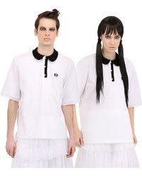 Nicopanda - Techno Piqué Polo Shirt - Lyst