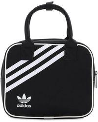 adidas Originals Handtasche Mit Logodruck - Schwarz