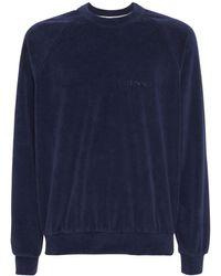 Sunnei - ベルベットスウェットシャツ - Lyst