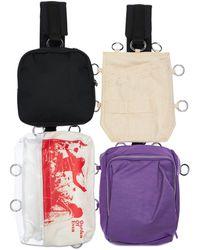 Raf Simons 6l Eastpak Rs Modular Pouch Backpack - Mehrfarbig