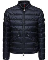 Moncler Куртка Из Нейлона Agay - Синий