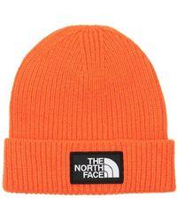 The North Face Box ビーニー - オレンジ