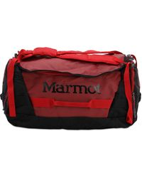 Marmot Medium Long Hauler Duffle Bag - Red
