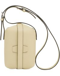 Valextra New Tric Trac Grained Leather Bag - Multicolor