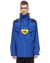 Columbia Monashee Nylon Anorak Jacket - Blau