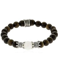 Cantini Mc Firenze | Bracelet With Beads | Lyst