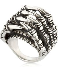KD2024 - Ring Claw Tunnel Ring - Lyst