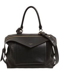 Givenchy - Medium Sway Leather Top Handle Bag - Lyst