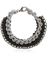 Alienina   Odyssee Rope Necklace   Lyst